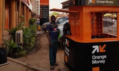 Orange Money Afrique Burkina Faso Credit Orange 0