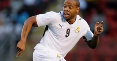 Ghana: l'ancien attaquant Junior Agogo est mort