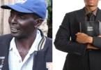 Kenya,un Pasteur Arrache , Femme D'un Homme , Avoir Unis