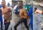 Nigeria,brouteur,serait Devenu, Fou ,refusé De Livrer, Sa Mère , Rituel,vidéo