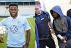 Suède, Le Footballeur Ghanéen ,emprisonné ,viol,expulsé , Pays
