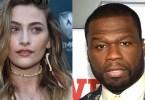 Paris Jackson défend son père Micheal et s'attaque à 50 Cent