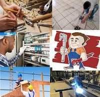 Ouvriers de chantier BTP