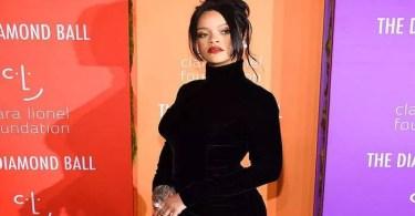 Rihanna, Réagit Enfin,rumeur ,sa Grossesse