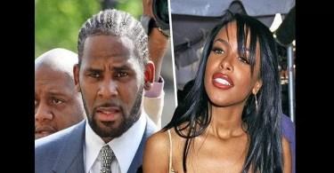 Scandale sexuel R. Kelly nouveau sales draps lien Aaliyah - Scandale sexuel : R. Kelly à nouveau dans de sales draps pour son lien avec Aaliyah