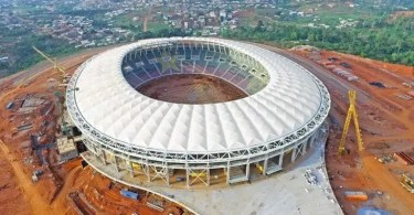 stade paul biya olembe stadium stade de olembe 768x432 1 - Cameroun/football: Le stade d'Olembe devient le plus cher d'Afrique.
