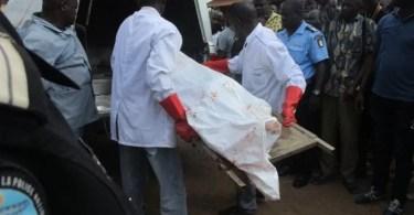 Côte d'Ivoire Un corps sans vie retrouvé chambre d'un marabout