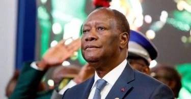 Côte d'Ivoire Un coup d'État en préparation contre Ouattara Paris 1