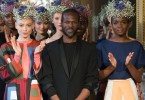 Imane Ayissi premier styliste d'Afrique subsaharienne défilés Haute Couture de Paris