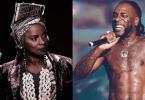 Musique Burna Boy félicite Angélique Kidjo nouveau Grammy