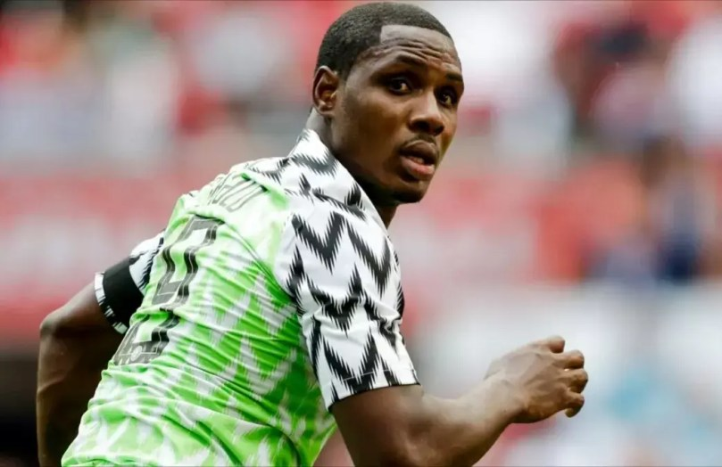 odion ighalo Doingbuzz