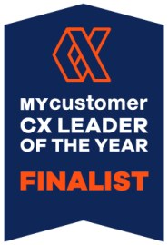 Stacy Sherman MyCustomer CX Leader of the Year Finalist