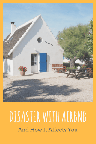 Disaster with airbnb