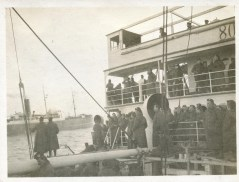 Off St. Nazaire on Feb. 15, 1915