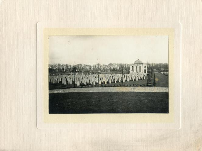 ST. Sever Cemetery Extension, Rouen