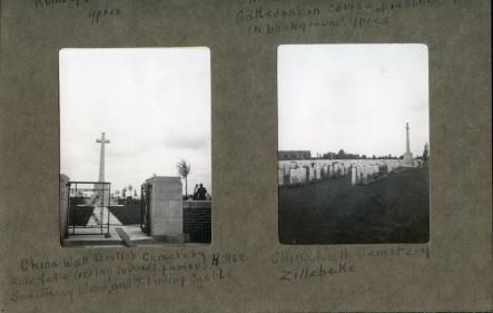 Perth (China Wall) Cemetery