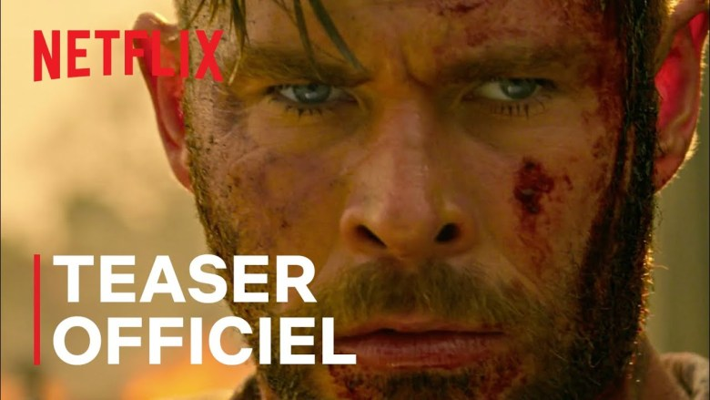 Chris Hemsworth Tyler Rake 2