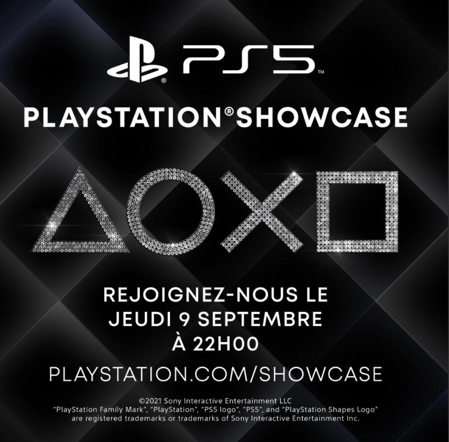 Le Playstation Showcase