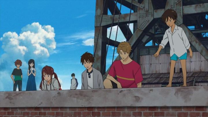 7 jours – L'animation Japonaise continue d'émerveiller