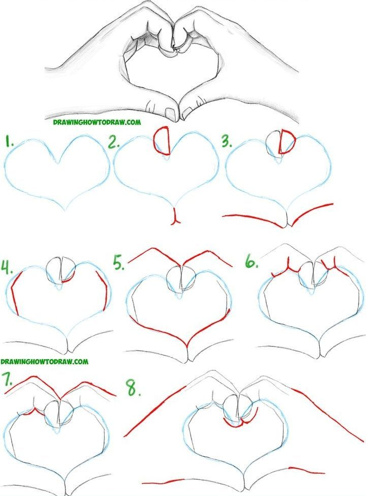 Cool Pictures To Draw Step By Step