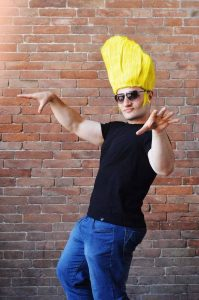 johnny bravo cosplay