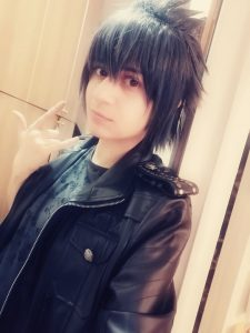 noctis cosplay