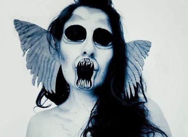 Halloween è arrivato ed ecco i terrificanti make-up di Carolina L Bocca MUA