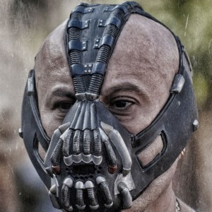 Bane, il micidiale nemico di Batman, interpretato da Luca Veronesi!