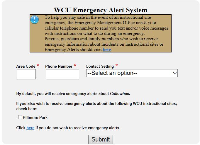 Emergency Alert System 2