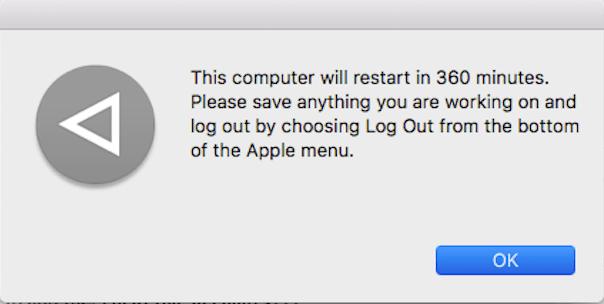 restart-message