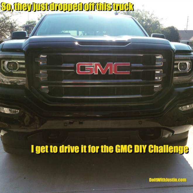 GMC Challenge tease