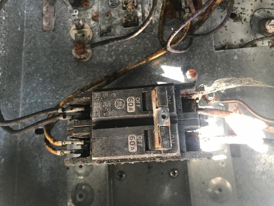 Heat Strips Popping Breaker