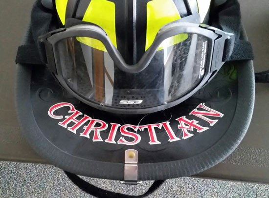 Custom Fire Helmet Decals Best Helmet - Fire helmet decalsexclusive reflective helmet tetrahedron