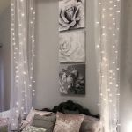 30 Beautiful DIY Bedroom Fairy Lights (1)