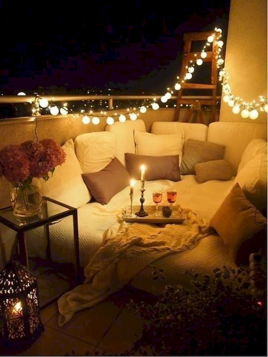 30 Beautiful DIY Bedroom Fairy Lights (4)