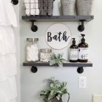 40+ DIY Bathroom Decor And Design Ideas (36)