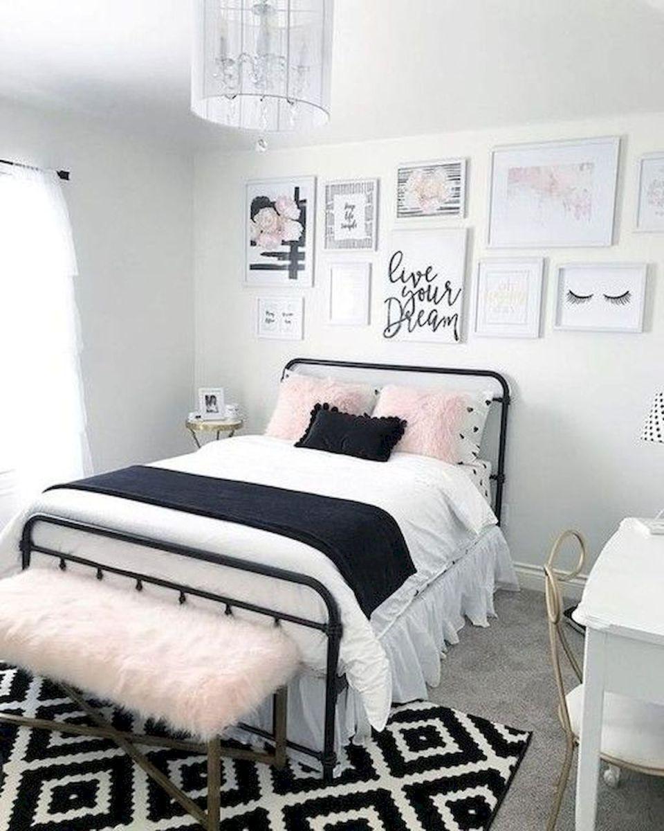45 Beautifull DIY Bedroom Decor for Teens (30)