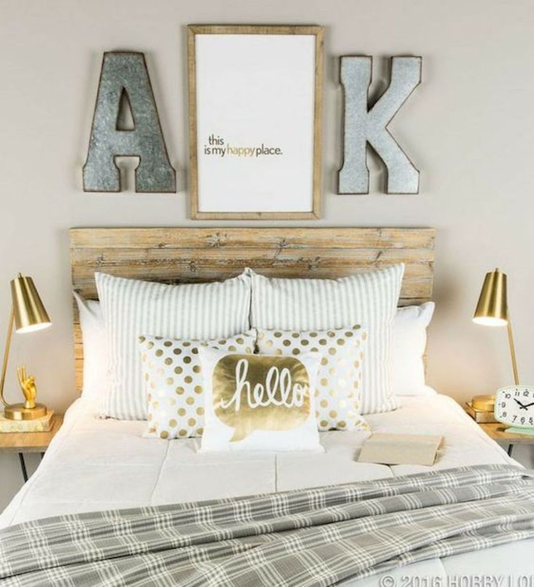 55 Romantic DIY Bedroom Decor for Couple (40)