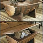 60 DIY Furniture Living Room Table Design Ideas (42)