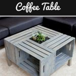 60 DIY Furniture Living Room Table Design Ideas (48)