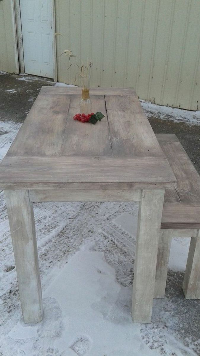 60 Easy DIY Wood Furniture Projects Ideas (16)