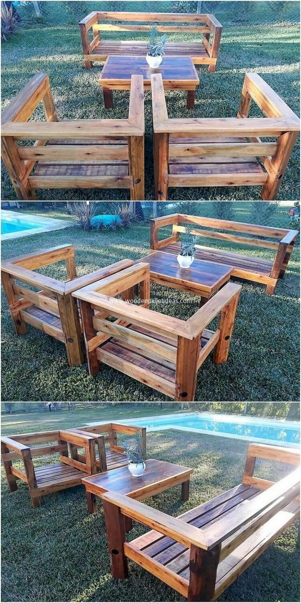 60 Easy DIY Wood Furniture Projects Ideas (57)