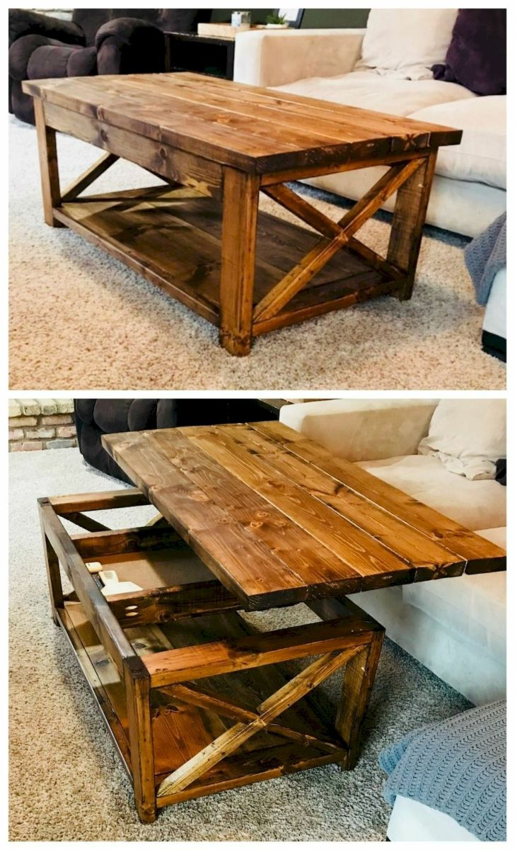 60 Easy DIY Wood Furniture Projects Ideas (6)