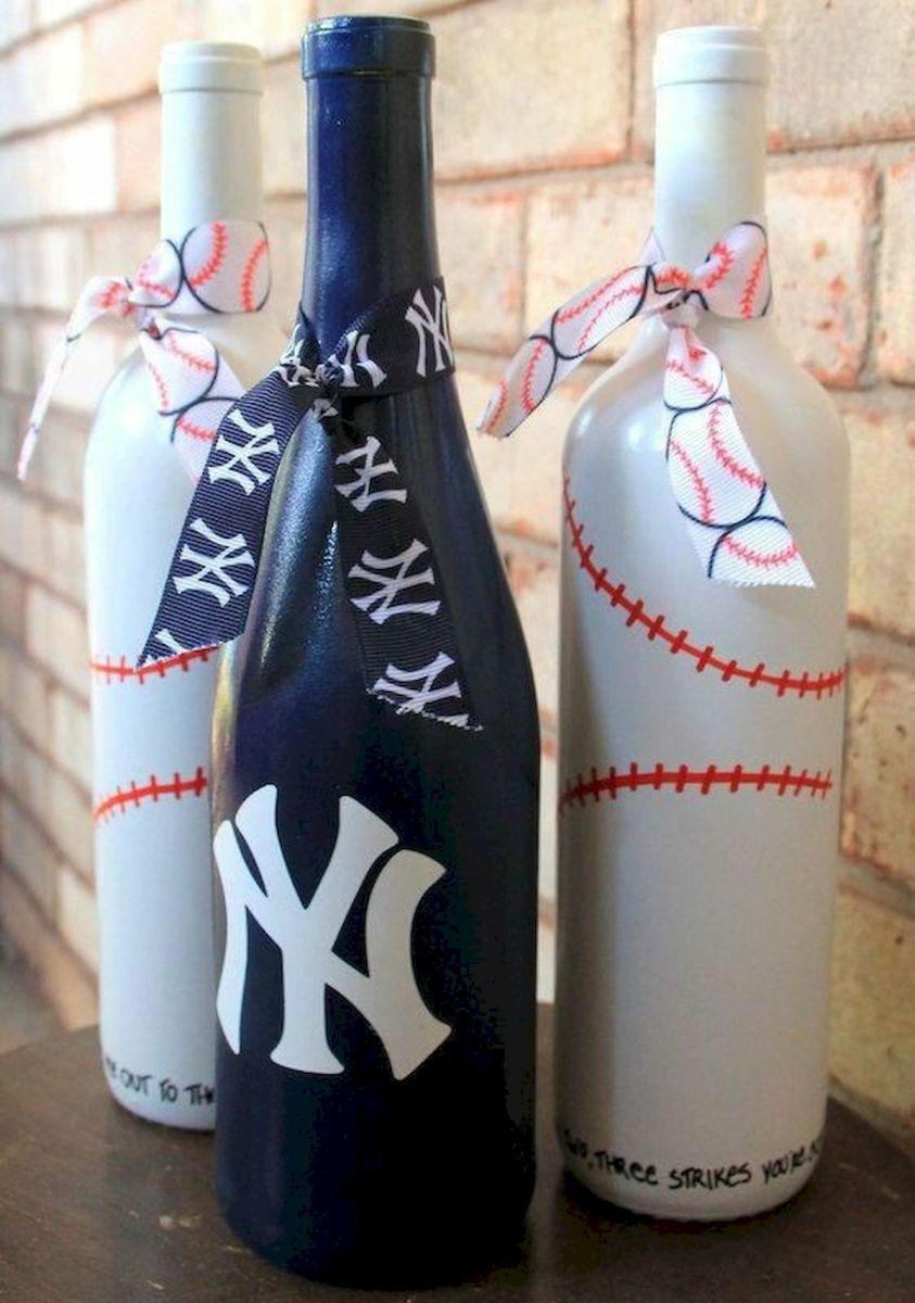 76 Best DIY Wine Bottle Craft Ideas (35)