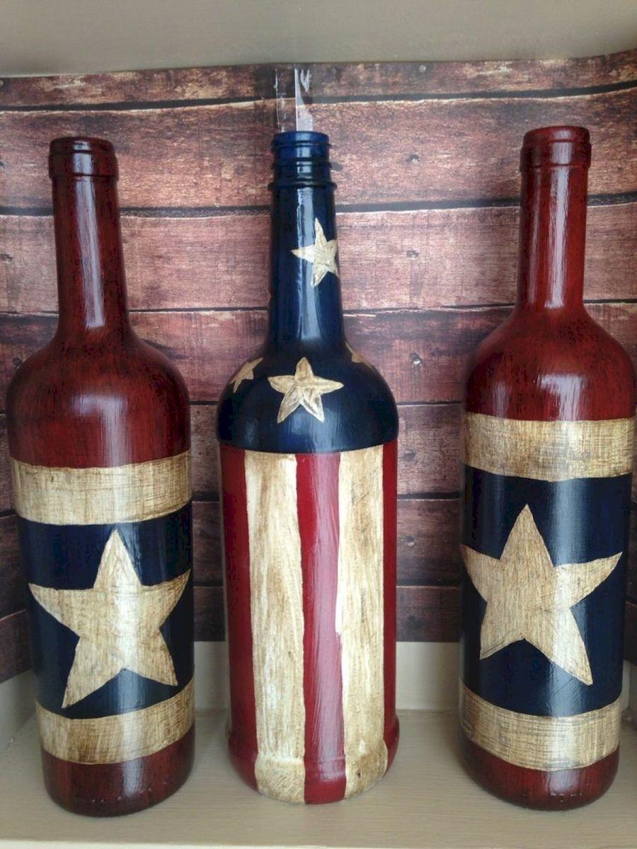 76 Best DIY Wine Bottle Craft Ideas (9)