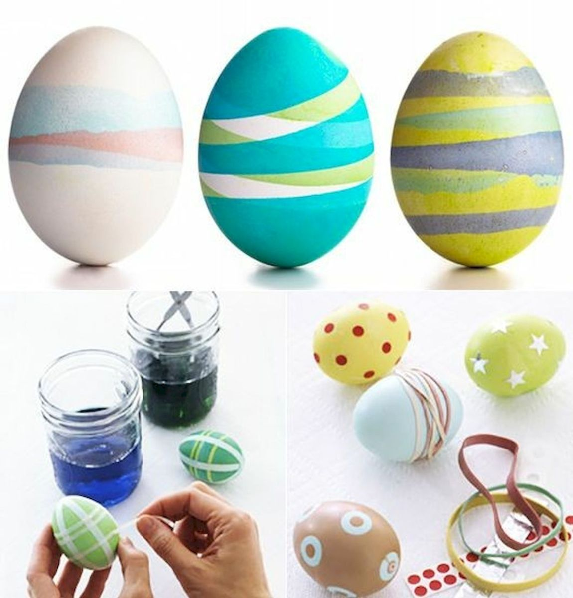 90 Awesome DIY Easter Eggs Ideas (28)