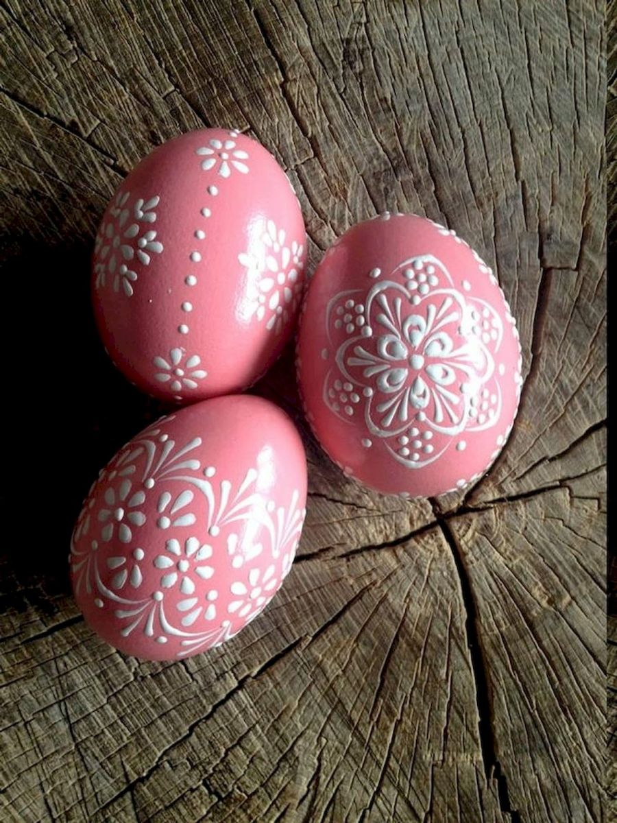90 Awesome DIY Easter Eggs Ideas (51)