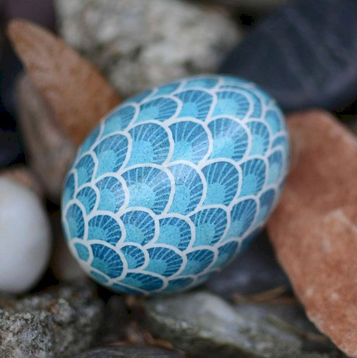 90 Awesome DIY Easter Eggs Ideas (89)