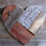 30 Awesome Wood Hearts DIY Ideas (18)