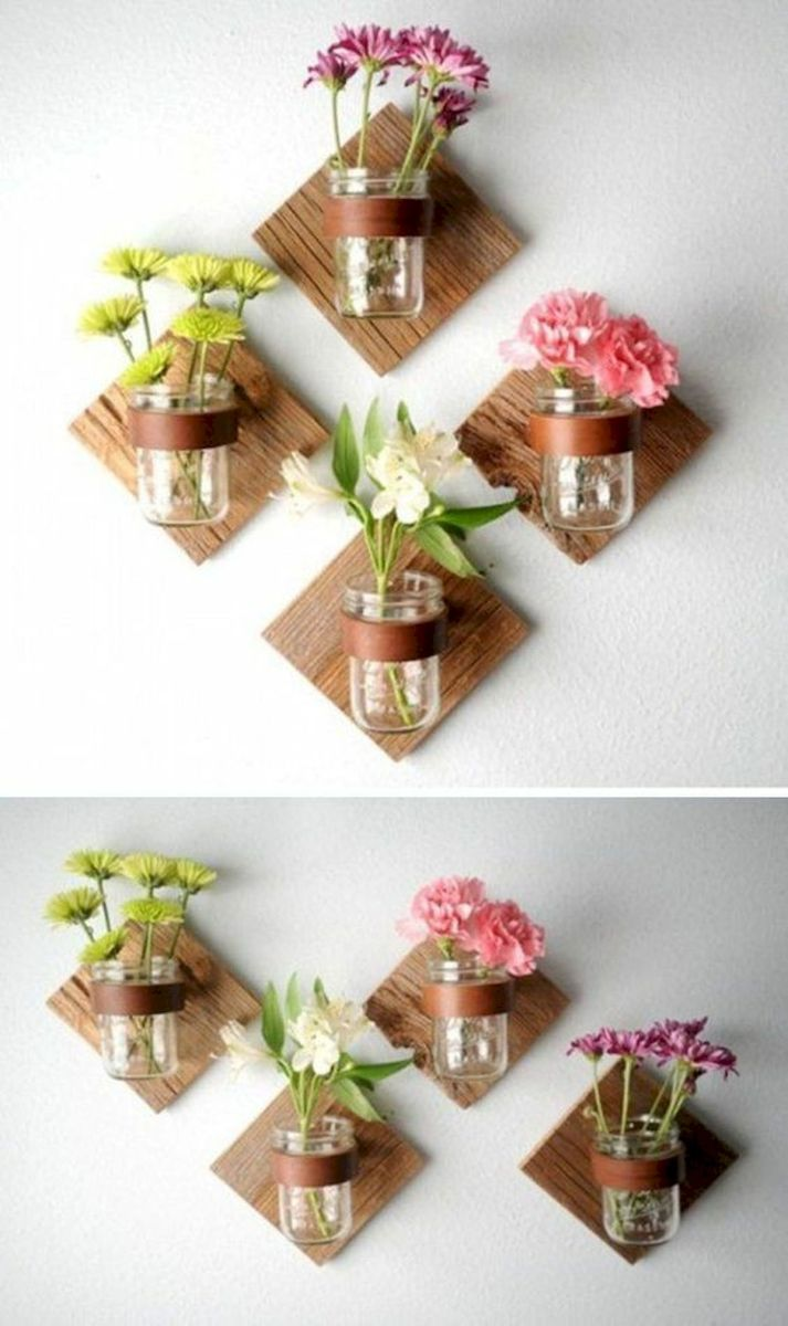 33 Awesome DIY Crafts Ideas for Interior Home Wall (5)